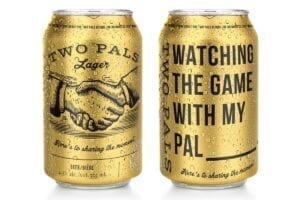two pals lager