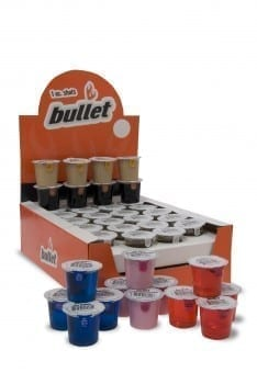 BULLET STRAWBERRY TEQUILA SHOT