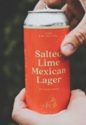 FIELD HOUSE SALTED LIME LAGER 4x473ml
